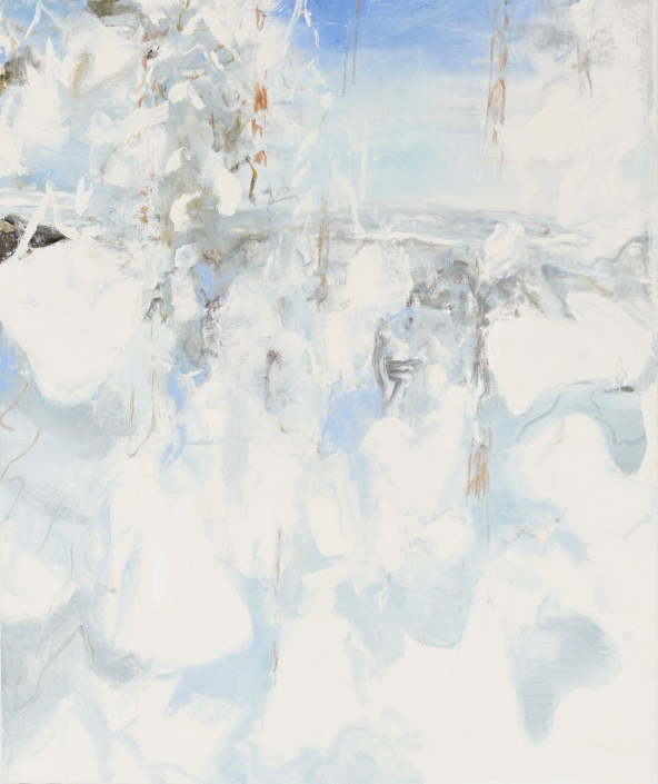 Eric Aho, Lake Effect, 2012, Oil