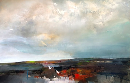 Contemporary New England Painters
